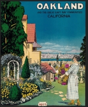 1923 Oakland CA Advertisment