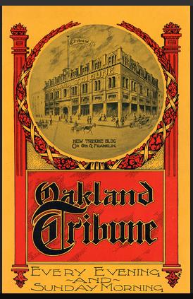 Oakland Tribune Ad