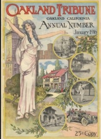 Oakland Tribune Jan 1916