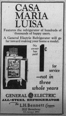 Oakland Tribune Jan 1930