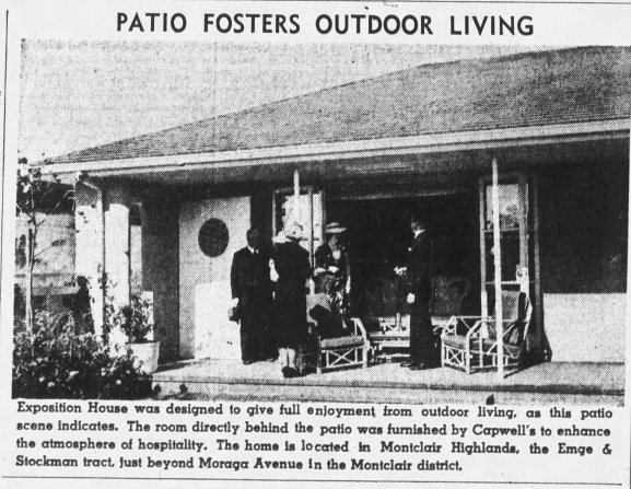 Oakland Tribune Jul 1938