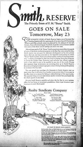 Oakland Tribune May 23, 1926