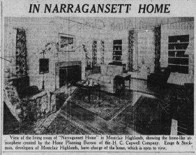Oakland Tribune Feb 1937