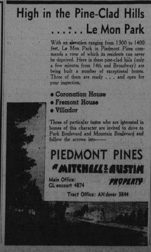 Oakland Tribune July 18, 1937