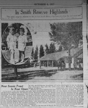 Oakland Tribune Oct 1927