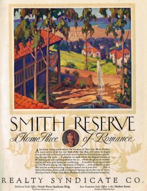 Smith Reserve Ad