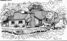 Drawing 1991 Magellan