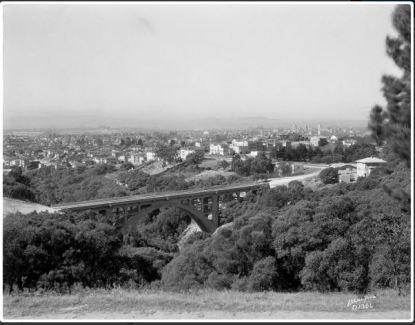 New Leimert Bridge - Vista of Homes