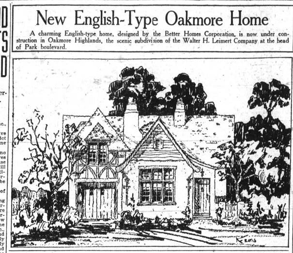 Oakland Tribune May 1927