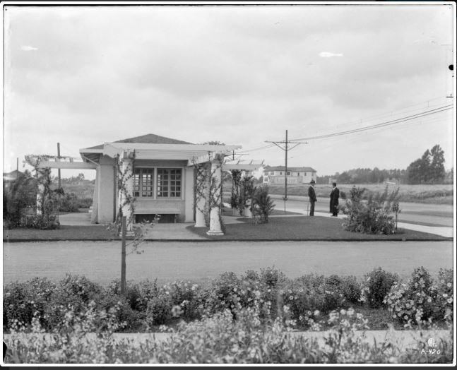 1920Havenscourt Station East 14th St. & Havenscourt Blvd.