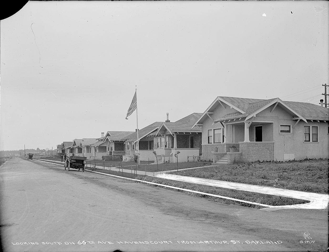 HAVENSCOURT-BUNGALOWS-66th-AVENUE-1912