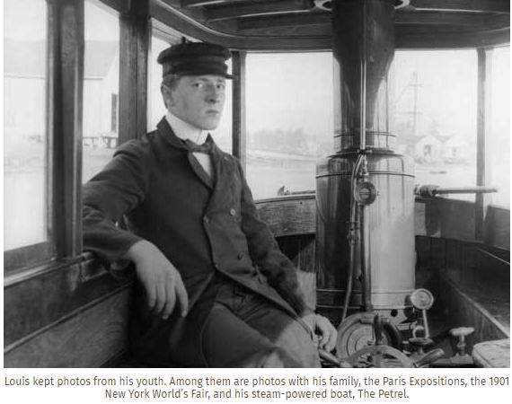 louis 1901