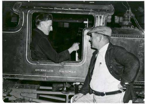 MacDermot and Sid Snow 1941